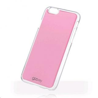 【iPhone6s Plus/6 Plusケース】吸着型ハードケース goo.ey(グーイ) ピンク iPhone 6 Plus