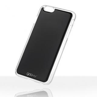 吸着型ハードケース goo.ey(グーイ) ブラック iPhone 6s Plus/6 Plus