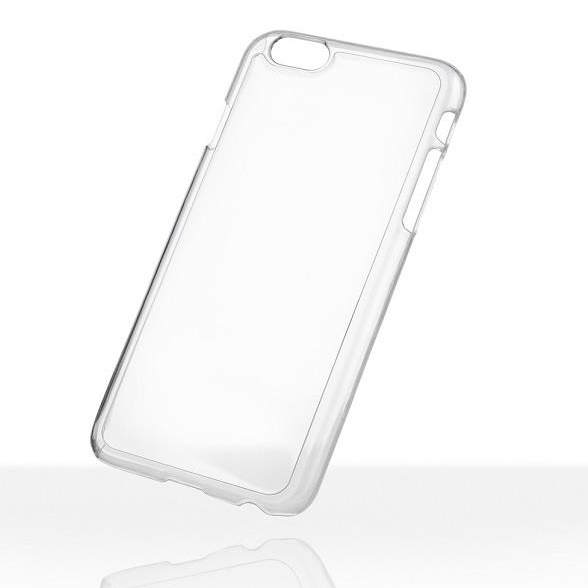 【iPhone6 Plusケース】吸着型ハードケース goo.ey(グーイ) クリア iPhone 6s Plus/6 Plus_0