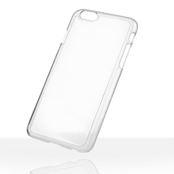 吸着型ハードケース goo.ey(グーイ) クリア iPhone 6s Plus/6 Plus