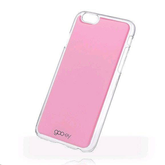 【iPhone6ケース】吸着型ハードケース goo.ey(グーイ) ピンク iPhone 6_0