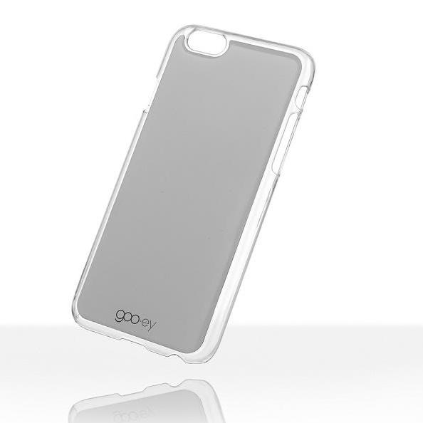 【iPhone6ケース】吸着型ハードケース goo.ey(グーイ) グレー iPhone 6s/6_0