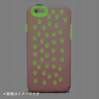 【iPhone6ケース】磁気遮断カード付属 Poppin' Strawberry ピンク iPhone 6_5