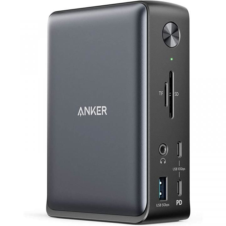 Anker PowerExpand 13-in-1 USB-C Dock グレー_0
