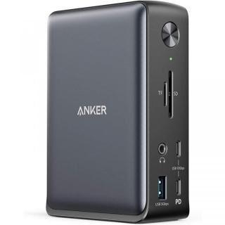 Anker PowerExpand 13-in-1 USB-C Dock グレー【1月下旬】