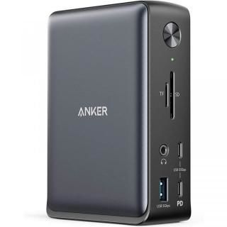 Anker PowerExpand 13-in-1 USB-C Dock グレー【7月上旬】
