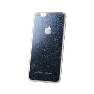 クリスタルアーマー バックプロテクター ブリリアントブラック  iPhone 6s Plus/6 Plus