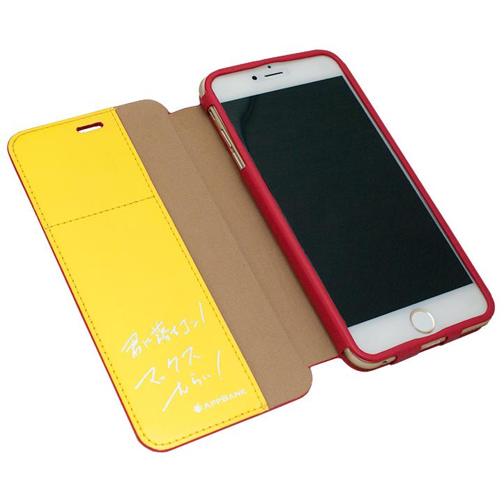 マックスむらいのiPhone 6 レザーケース スリム