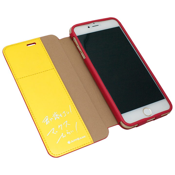 【iPhone6s/6】マックスむらいのiPhone 6s/6 レザーケース スリム_0