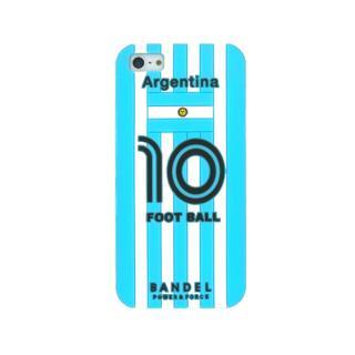 【iPhone SE/5s/5ケース】BANDEL iPhone SE/5s/5ケース アルゼンチン