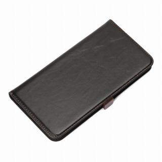 iPhone6 Plus ケース Premium Style 手帳型ケース ブラック iPhone 6 Plus