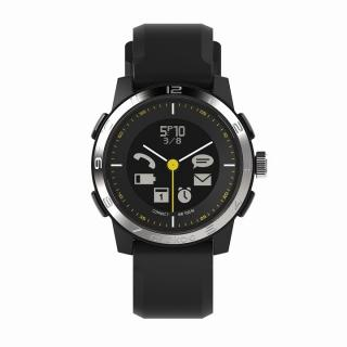 スマートフォン連動腕時計 COOKOO2 シルバー