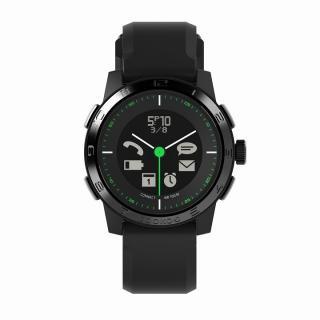 スマートフォン連動腕時計 COOKOO2 ブラック