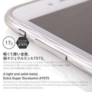 【iPhone6 Plusケース】超々ジュラルミン SQUAIR The Dimple ブラック iPhone 6 Plus_3