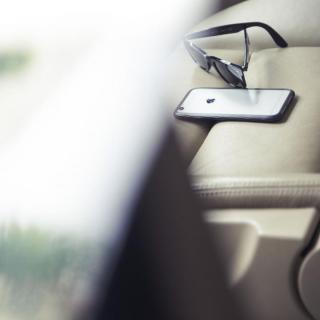 【iPhone6s Plusケース】超々ジュラルミンSQUAIR The Dimple ブラック iPhone 6s Plus_7