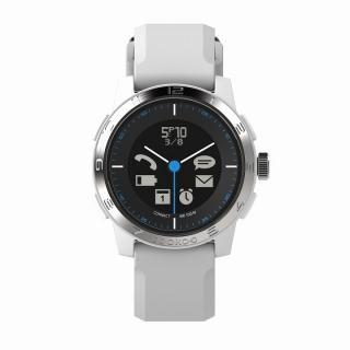 スマートフォン連動腕時計 COOKOO2 ホワイト