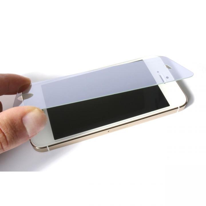 iPhone SE/5s/5 フィルム GRAMAS EXTRA ブルーライトカット強化ガラス  iPhone SE/5s/5/5c_0
