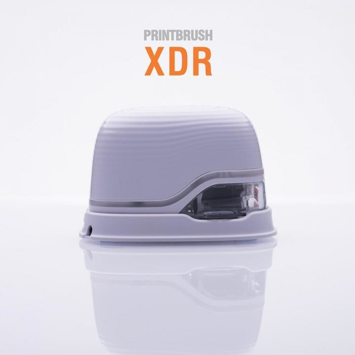 PrintDreams PrintBrush XDR ハンディカラープリンター ホワイト_0