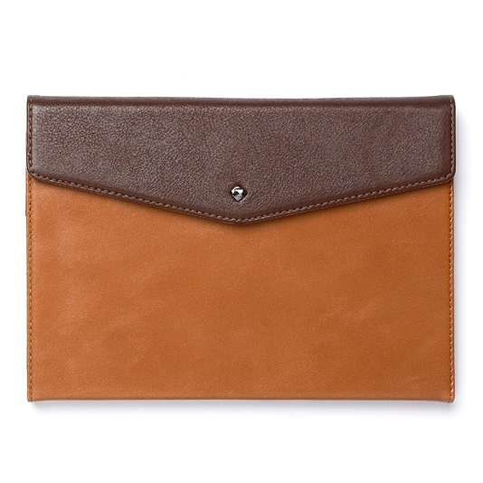 iPad mini/2/3対応 Prestige Envelope Folio サンドベージュ_0