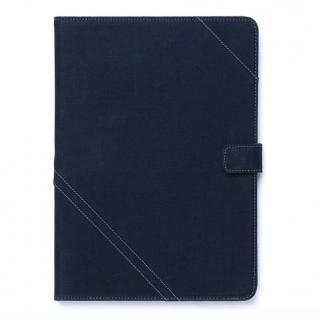 iPad mini/2/3対応 Cambridge Diary ネイビー