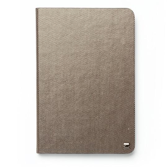 iPad mini/2/3対応 Masstige Metallic Diary シルバー