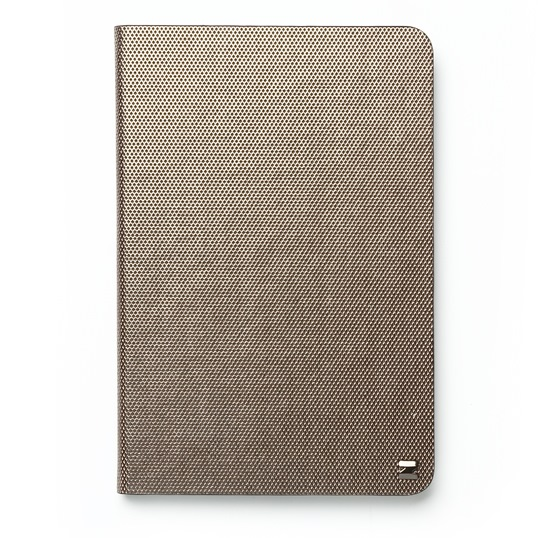 iPad mini/2/3対応 Masstige Metallic Diary シルバー_0