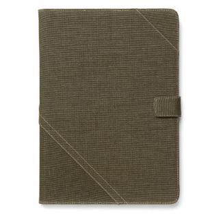 iPad mini/2/3対応 Cambridge Diary カーキ