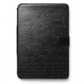 iPad mini/2/3対応 Masstige Lettering Diary ブラック