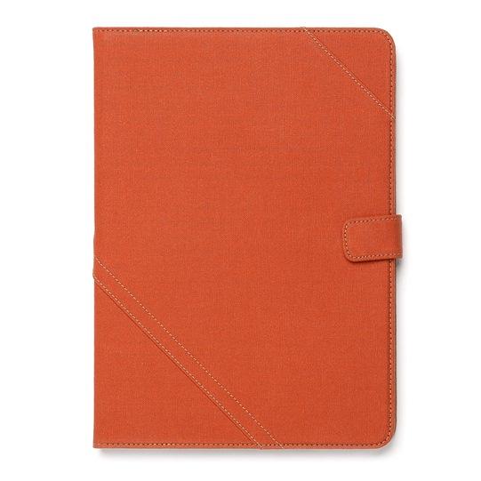 iPad mini/2/3対応 Cambridge Diary オレンジ_0