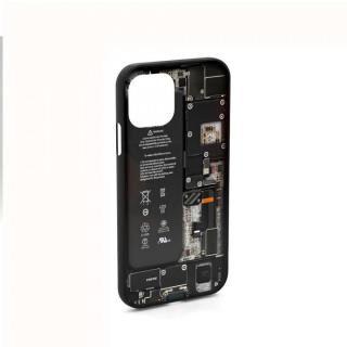 iPhone 11 Pro ケース PCB(printed circuit board)デザインケース iPhone 11 Pro ホワイト