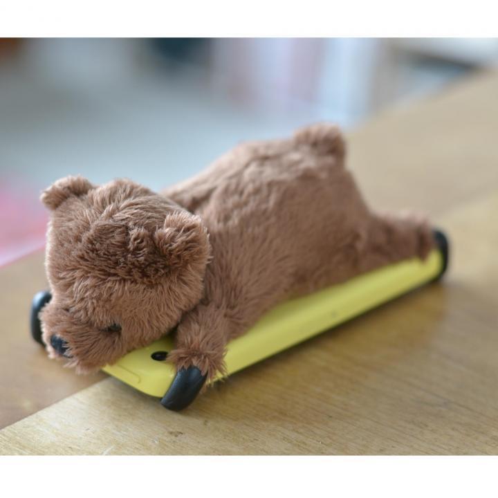 【iPhone SE/5s/5ケース】ZOOPY クマ iPhone SE/5s/5c/5ケース_0