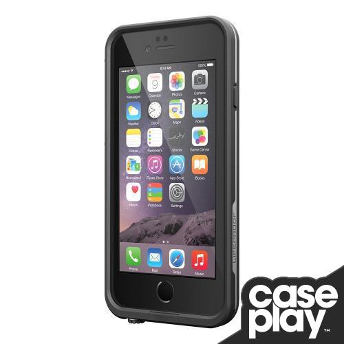 防水・防塵・防雪・耐衝撃 TouchID対応 LifeProof fre ブラック iPhone 6