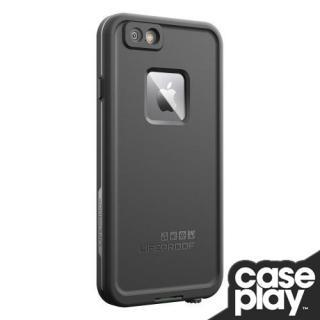 【iPhone6ケース】防水・防塵・防雪・耐衝撃 TouchID対応 LifeProof fre ブラック iPhone 6_3