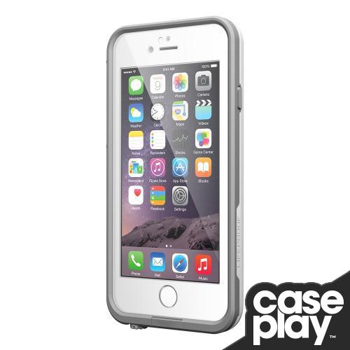 【iPhone6ケース】防水・防塵・防雪・耐衝撃 TouchID対応 LifeProof fre ホワイト iPhone 6_0