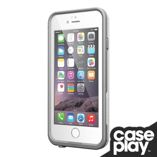 iPhone6 ケース 防水・防塵・防雪・耐衝撃 TouchID対応 LifeProof fre ホワイト iPhone 6_0