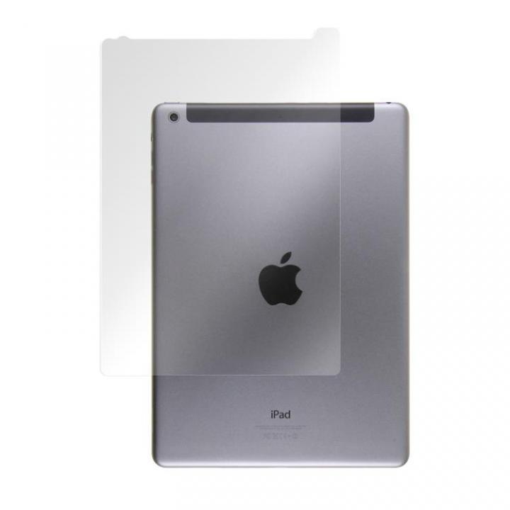 OverLay Brilliant iPad Air(Wi-Fi + Cellular)専用 背面用保護シート_0