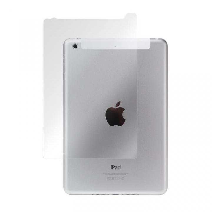 [2017夏フェス特価]OverLay Brilliant iPad mini/2/3(Wi-Fi+Cellular)のみ 背面用保護