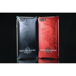 【iPhone8 Plus/7 Plusケース】MONSTER HUNTER: WORLD ソリッドケース リオレウス ブラック iPhone 8 Plus/7 Plus_3