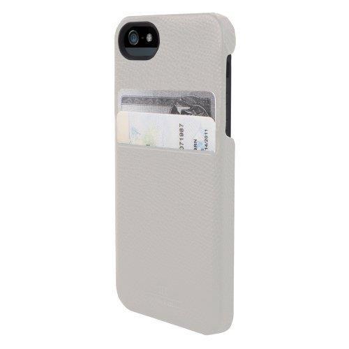 HEX Solo Wallet  iPhone SE/5s/5 トリノホワイト