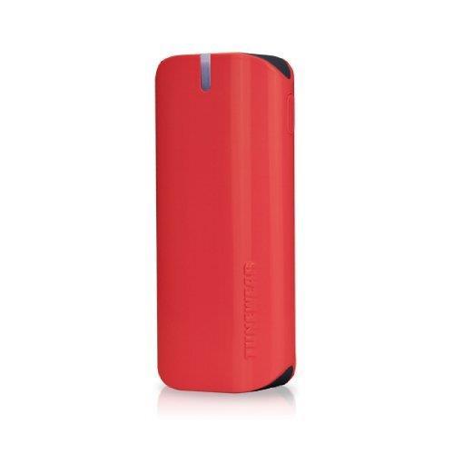 【5200mAh】TUNEMAX TRIGGER Portable 3 Port Cable レッド