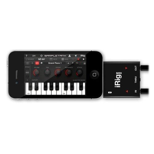 IK Multimedia iRig MIDI