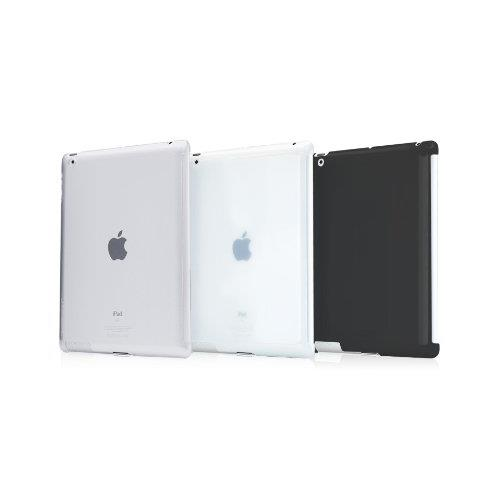 eggshell  iPad (第4/3世代)/iPad 2 fits iPad Smart Cover クリア