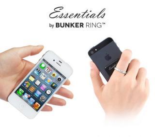 バンカーリング Essentials マットホワイト_5