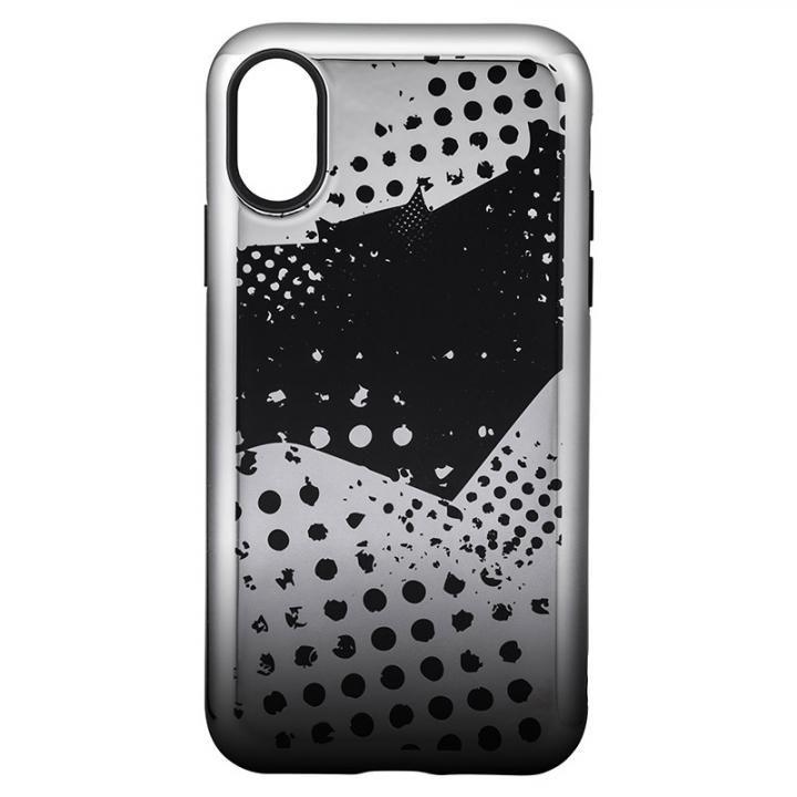 GRAMAS COLORS ジャスティス・リーグ ケース バットマン iPhone XS/X