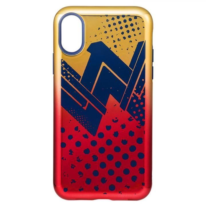 【iPhone XS/Xケース】GRAMAS COLORS ジャスティス・リーグ ケース ワンダーウーマン iPhone XS/X_0