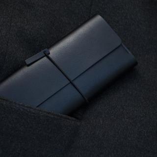 【iPhone XS Max/8 Plusケース】MYNUS 栃木レザーケース 167  ブラック iPhone XS Max/8 Plus/7 Plus/6s Plus/6 Plus_3