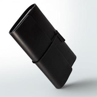 【iPhone XS Max/8 Plusケース】MYNUS 栃木レザーケース 167  ブラック iPhone XS Max/8 Plus/7 Plus/6s Plus/6 Plus_12