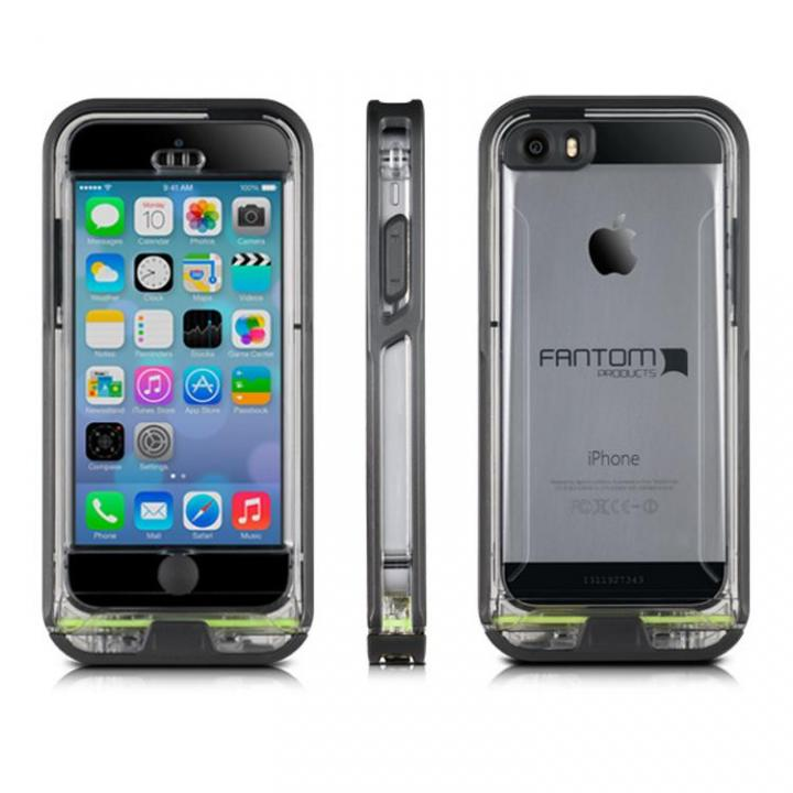 防水・防塵・耐衝撃ケース Fantom Productsモデルファイブ iPhone SE/5s/5ケース