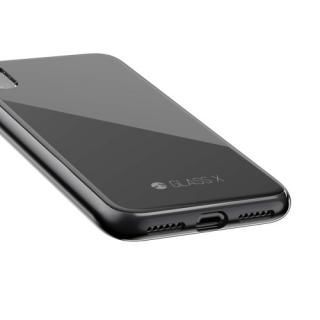 【iPhone XS/Xケース】SwitchEasy GLASS X ブラック iPhone XS/X_5