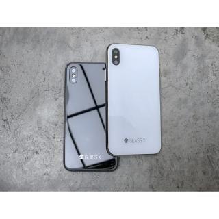 【iPhone XS/Xケース】SwitchEasy GLASS X ブラック iPhone XS/X_7